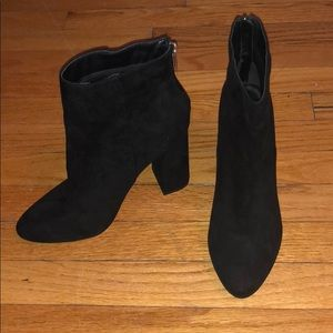Booties from Shoe Dazzle
